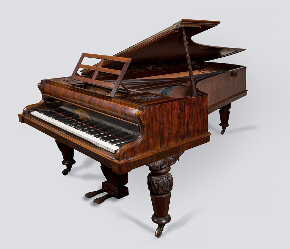 La storia del pianoforte il primo fu italiano raf for 1 piano piano di storia